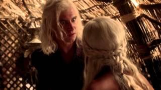 getlinkyoutube.com-Story of Khaleesi - Season 1 of Game of Thrones