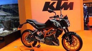 getlinkyoutube.com-Launching KTM & DUCATI Scrambler in Thailand International Motor Expo 2015