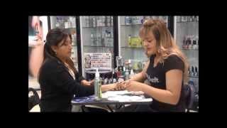 Uso Manicure en Seco Maxybelt