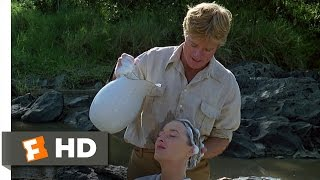 getlinkyoutube.com-Out of Africa (5/10) Movie CLIP - Shampoo By the River (1985) HD