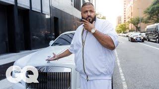 DJ Khaled Explains How to Become a Massive Success | GQ