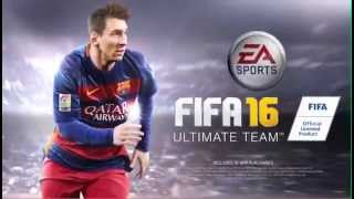 getlinkyoutube.com-Fifa 16 Ultimate Team Mobile Trailer Android IOS