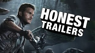 getlinkyoutube.com-Honest Trailers - Jurassic World