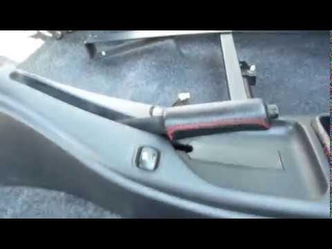 Передние сиденья от Мазда 3 (Устройство переходника)