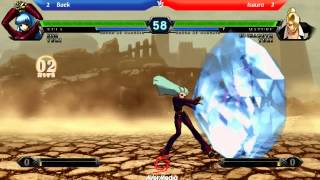 getlinkyoutube.com-TOP 4 - KOF XIII - Gamerbyte.cl - LDA|Misterio / Isauro / GuttsCL / Baek