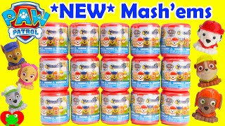 getlinkyoutube.com-*NEW* Paw Patrol MASHEMS Full Set with Chase, Marshall, Skye and More