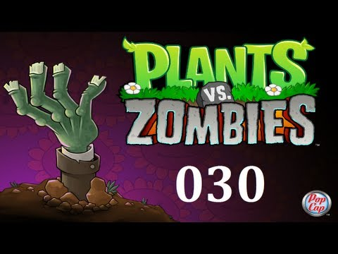 Let´s Play | Plants vs Zombies | 030 - Pogo- Zombies [HD]