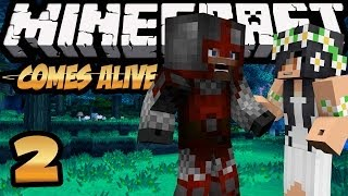 getlinkyoutube.com-Minecraft Comes Alive! w/ Aphmau [Ep.2] - Happily Ever Aphter?