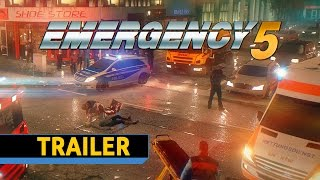 getlinkyoutube.com-Emergency 5 - Tráiler del Juego (Español)