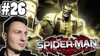 🎮 Zagrajmy w Spider-Man: Shattered Dimensions 🕷#26 - Cywile w potrzebie!