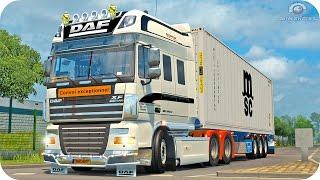 getlinkyoutube.com-DAF XF 105 Improved ETS2 (Euro Truck Simulator 2)