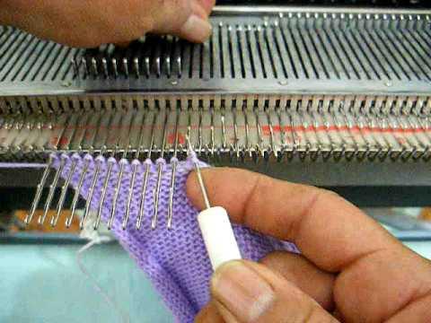 avi003-trico a máquina