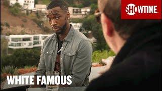 White Famous Exclusive Sneak Peek Starring Jay Pharoah - SHOWTIME®