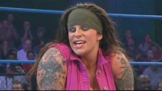ODB and EY vs. Angelina Love and Winter