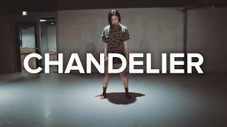 getlinkyoutube.com-Chandelier - Sia / Lia Kim Choreography