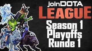 Dota 2 Team-Gameplay #16: MuGa vs. cSc (German) jD-League Playoffs Round 1
