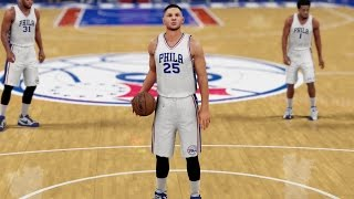 NBA 2K16 - 2016 Offseason Roster w/All Rookies AVAILABLE NOW on PS4!