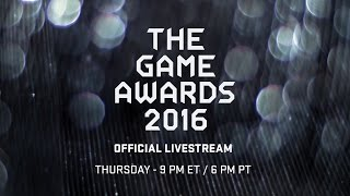 getlinkyoutube.com-🔴 The Game Awards 2016 - Watch The Full Show Now in 4K
