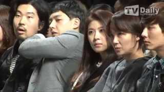 "getlinkyoutube.com-[03.25.15] Ha Ji Won 하지원 -""Seoul F/W Fashion Week 2015"" Collection of SUUWU"