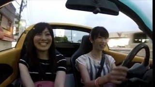 getlinkyoutube.com-女史同士でレンタカーのロータス・エリーゼ フェイズ1 を借りてインプレドライブ