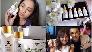 getlinkyoutube.com-Review :  JayJun Cosmetics : Jayjun  Vita Snow A List