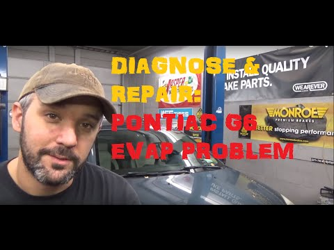 Repair: Pontiac G6 Engine Light P0449