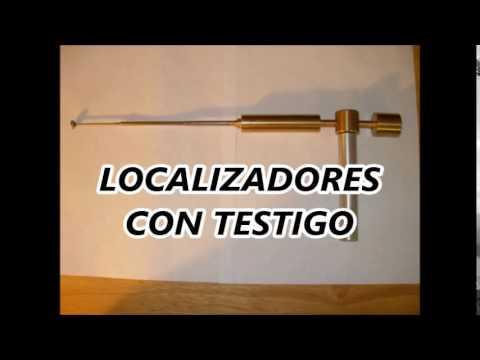 VARILLAS DE RADIESTESIA EN COLOMBIA