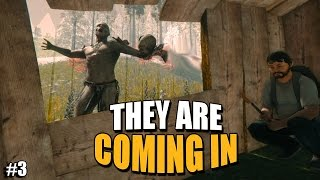 getlinkyoutube.com-THE CANNIBAL HORDE HAS COME (The Forest Hard Mode Survival) #3