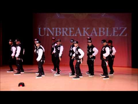 Unbreakablez Crew @ Champions Tour 2012
