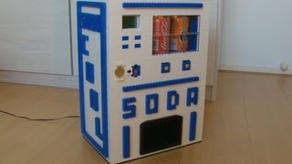 getlinkyoutube.com-LEGO soda machine