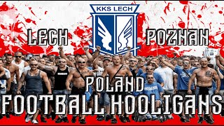 getlinkyoutube.com-Football hooligans \ Poland \ Lech Poznan \ Околофутбол