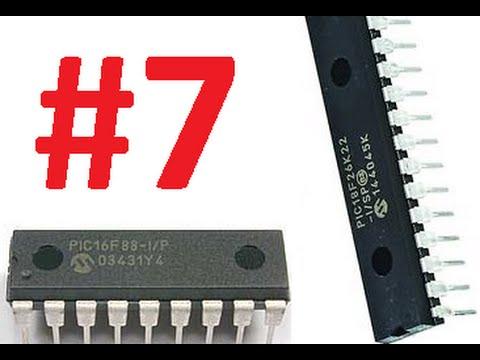 6 - Microcontroladores PIC - Assembly (uma geral)
