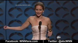 flushyoutube.com-Oscars 2013 Recap: The Fashion, Fun & Falls