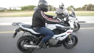 BMW S1000XR vs. Ducati Multistrada 1200S