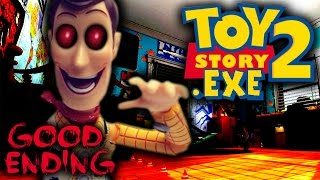 getlinkyoutube.com-TOYSTORY2.EXE - GOOD ENDING! - WOODY.EXE FINALLY DEFEATED?! (TOY STORY.EXE SEQUEL)
