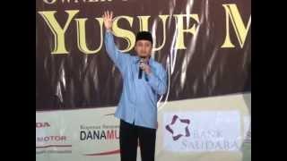 getlinkyoutube.com-Seminar Motifasi Bisnis VSI Oleh Ustadz Yusuf Mansur di Wonosobo