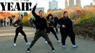 Usher - Yeah! Feat. Whitney Thore   The Fitness Marshall   Cardio Concert