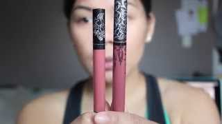 getlinkyoutube.com-Kat Von D Lolita Original Vs New Formula