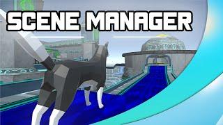 getlinkyoutube.com-Scene Manager ( Dynamic Loading ) - Game Mechanics - Unity 3D