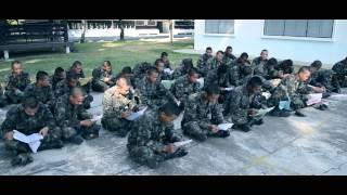 getlinkyoutube.com-ทหารใหม่ 2/57 มทบ.22 อุบลฯ [OFFICIAL MV]