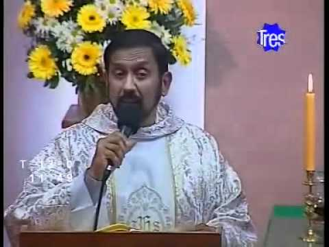 Misa Padre Ignacio Peries - Domingo 24062012