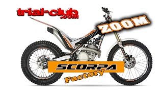 getlinkyoutube.com-Zoom sur la Scorpa Trial Factory 2016