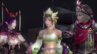 getlinkyoutube.com-Musou Orochi Z - New Dramatic Cutscenes Compilation (HD)