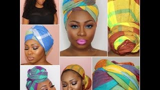 getlinkyoutube.com-PANJI TUTORIAL (HOW TO TIE A HEAD SCARF)