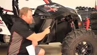 Installation Instructions - DragonFire HiBoy Doors for Can-Am 4 Seat