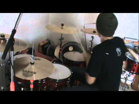 PARAMORE Fences (Drum Cover)