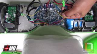 getlinkyoutube.com-Smart balance wheel no  power repair