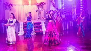 getlinkyoutube.com-Ruchika Dance for Amit (Saiyaan Superstar)