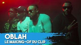 getlinkyoutube.com-Gradur, MHD, Alonzo et Nyda dans les coulisses du clip  « Oblah »