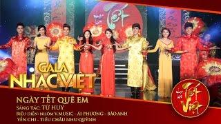 getlinkyoutube.com-Ngày Tết Quê Em - V.Music, Nhiều nghệ sĩ | Gala Nhạc Việt 1 (Official)